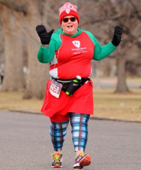 Angela Hamel: Your Run. Your Story.
