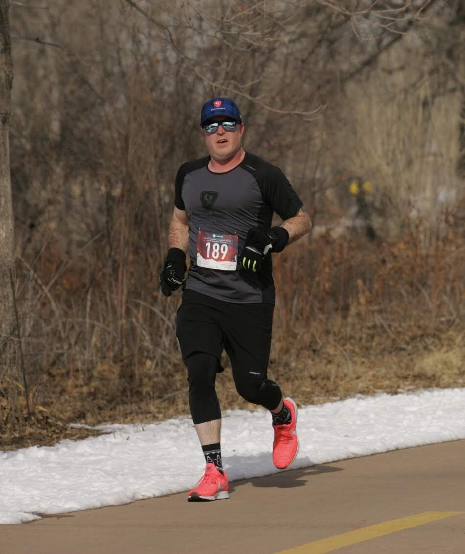 Jeffrey Divine: Your Run. Your Story.