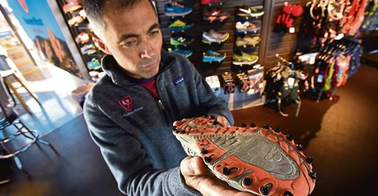 Staff Spotlight: R.L. Smith from Runners Roost-Boulder
