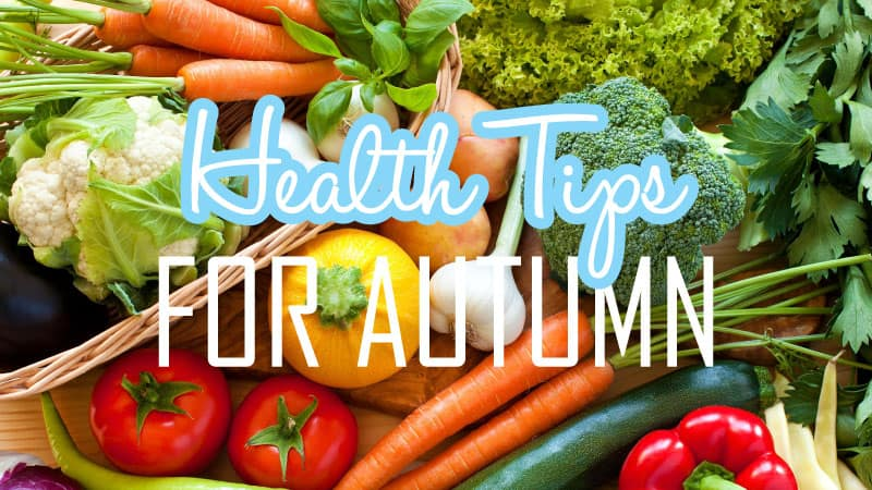 Staying Healthy at the Change of Season