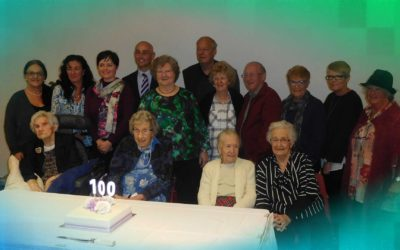 2017 Annual Centenarian Luncheon