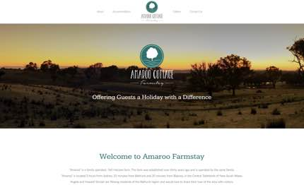 Amaroo Website