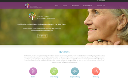 Central Coast Allied Health Network