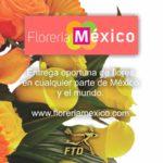 Flores a Domicilio con Florería México
