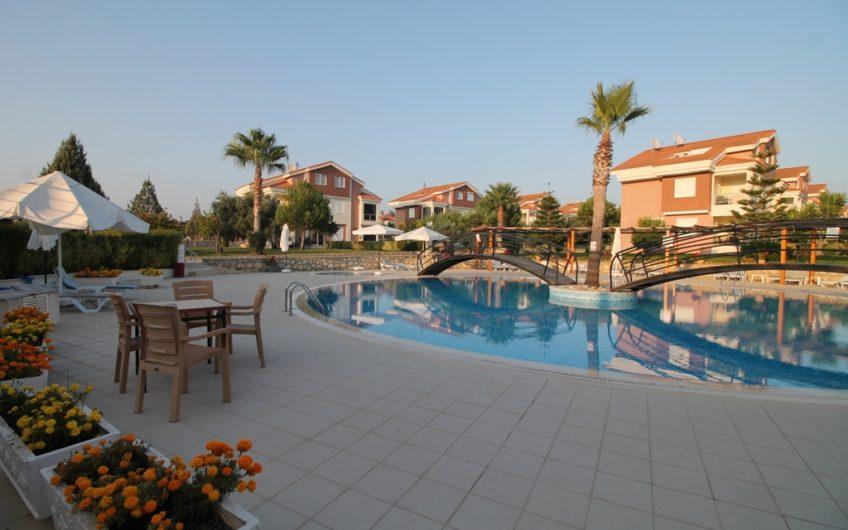 Aquarius Club Villa with garden in Colakli