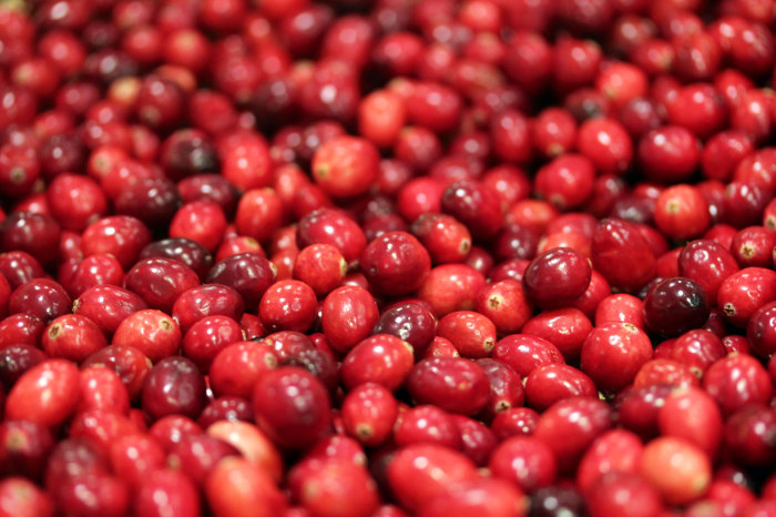 Holiday Idea: Bourbon and White Wine Cranberry Sauce