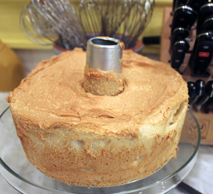 Angel Food Cake from Master Recipes by Stephen Schmidt