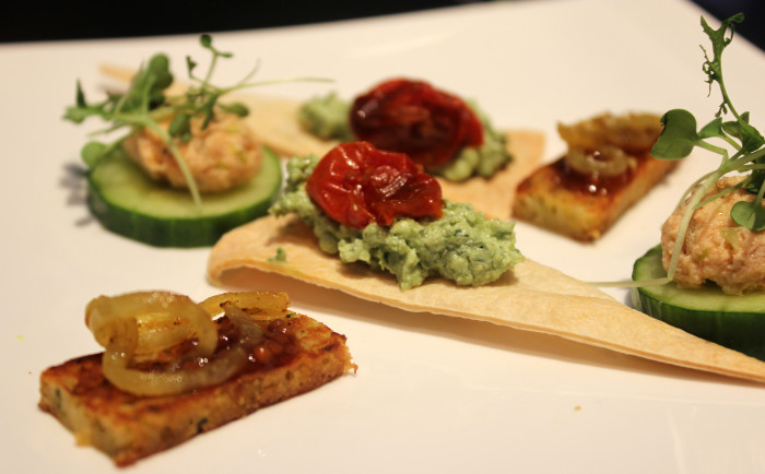 Appetizer Attractiveness and Variety