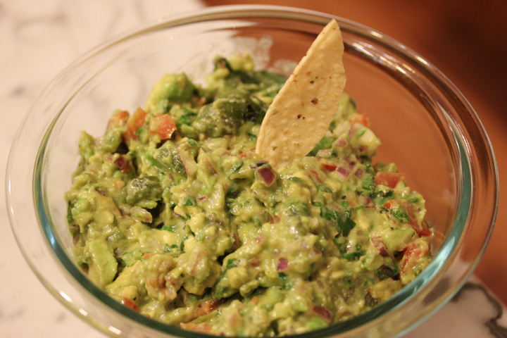 Really Simple Guacamole