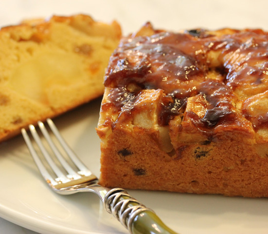 Apple Cake from Fancois Payard