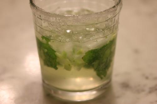 Cucumber Mint Splash