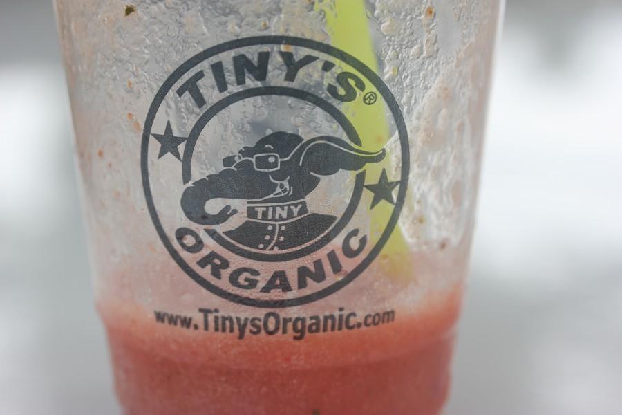 TBT Recipe: Smoothie ala Tiny's
