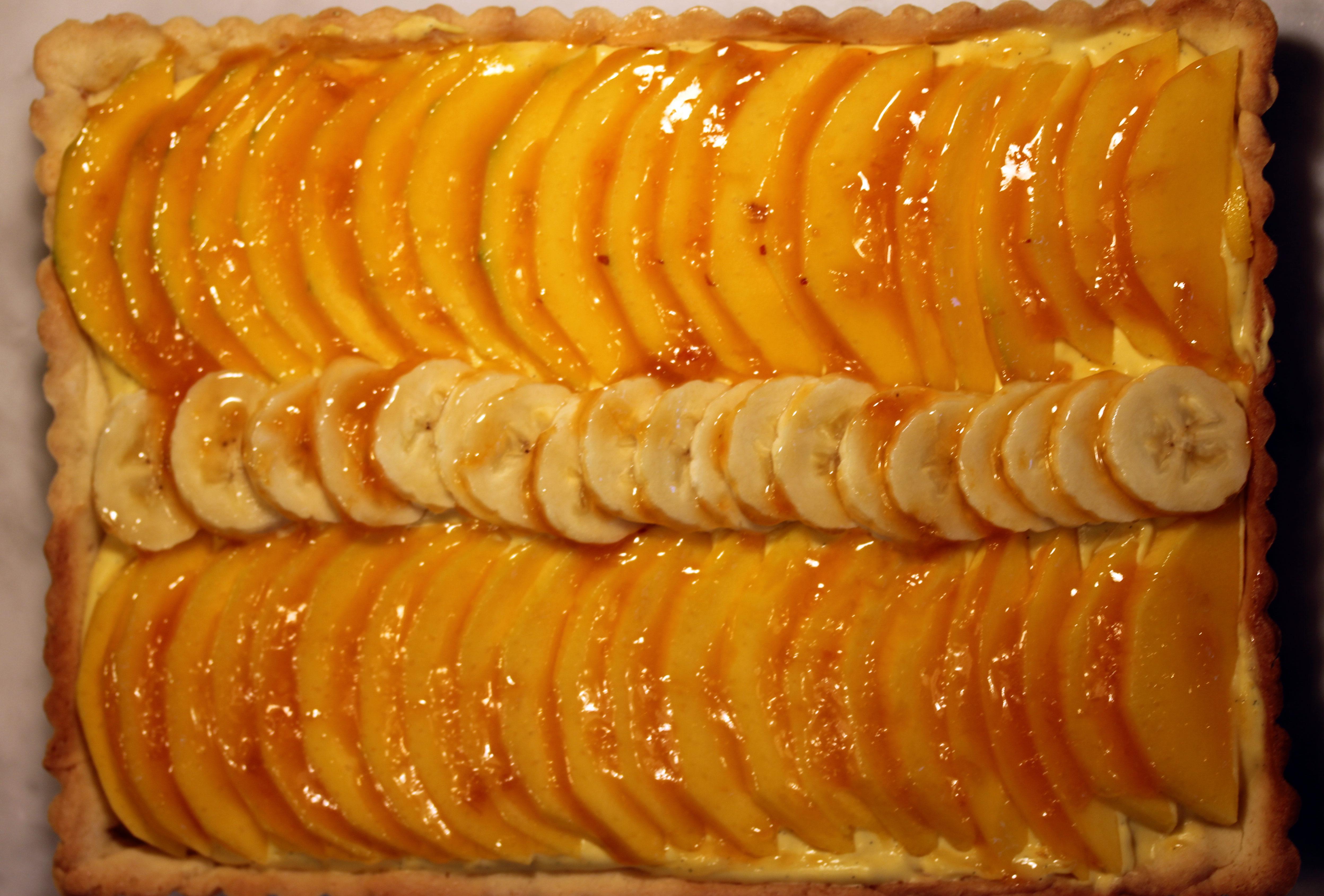 TBT Recipe: On Pastry Cream