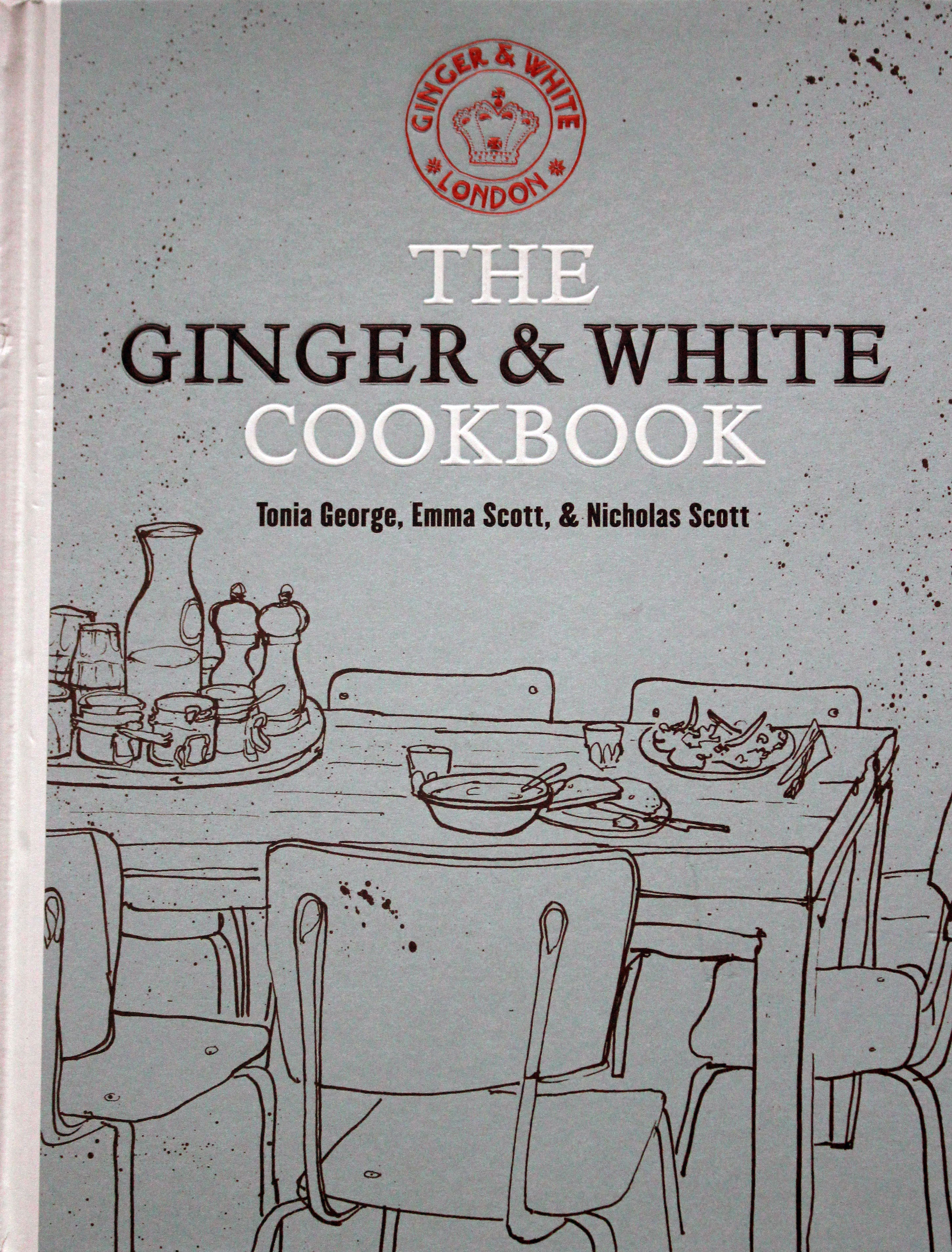 TBT Cookbook Review: The Ginger & White Cookbook