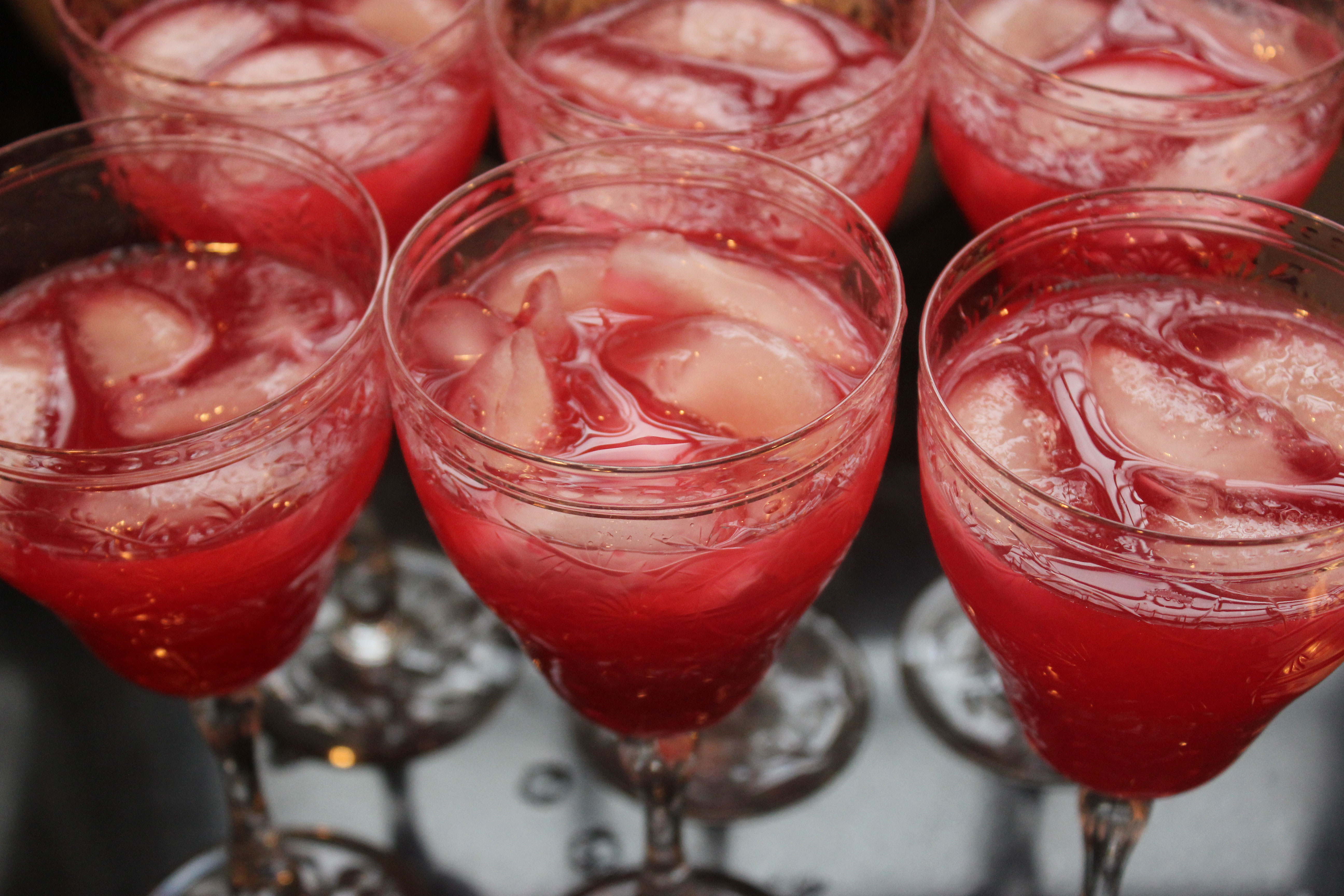 TBT Recipe: Cranberry Margarita