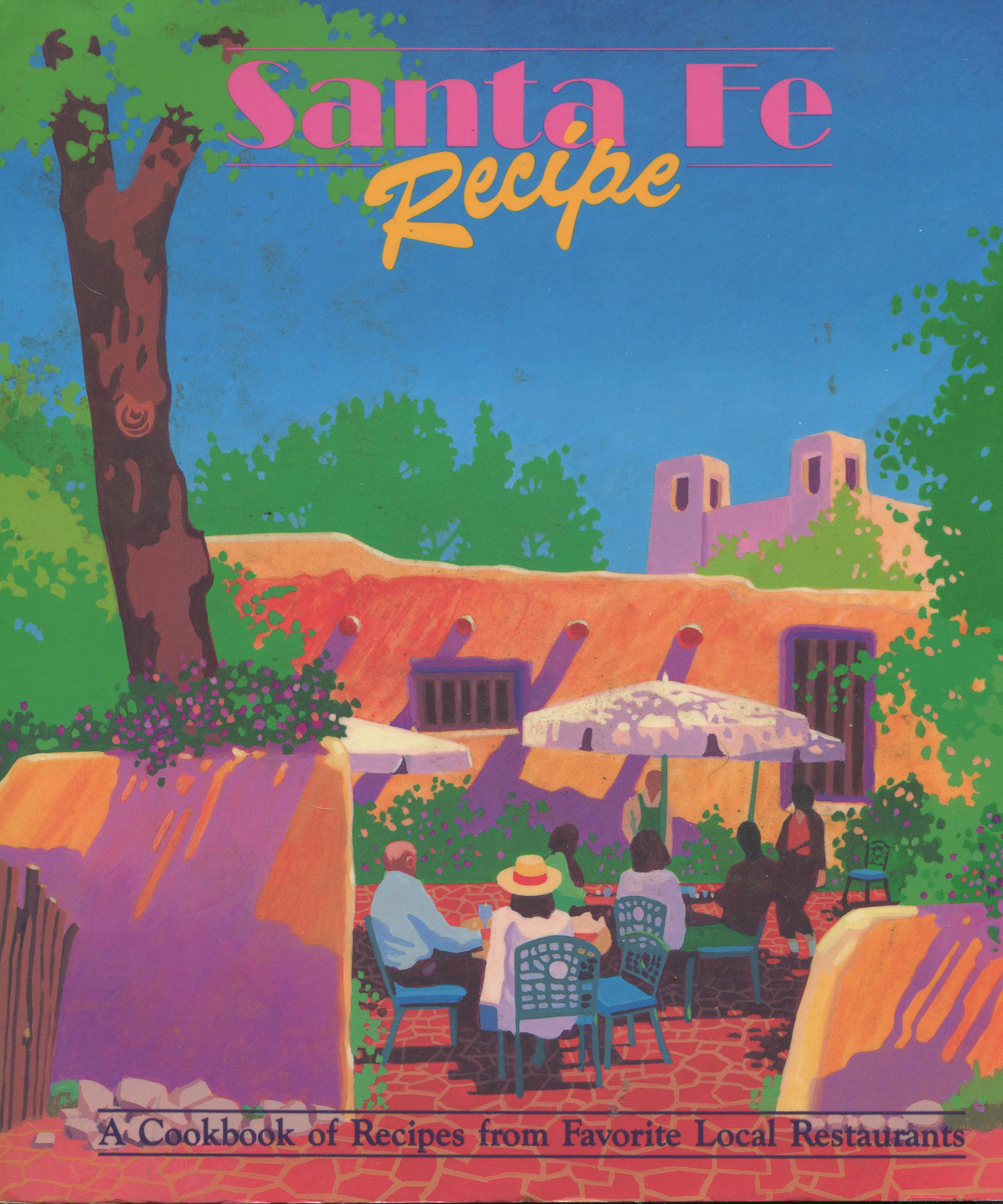 TBT Cookbook Review: Santa Fe Recipe