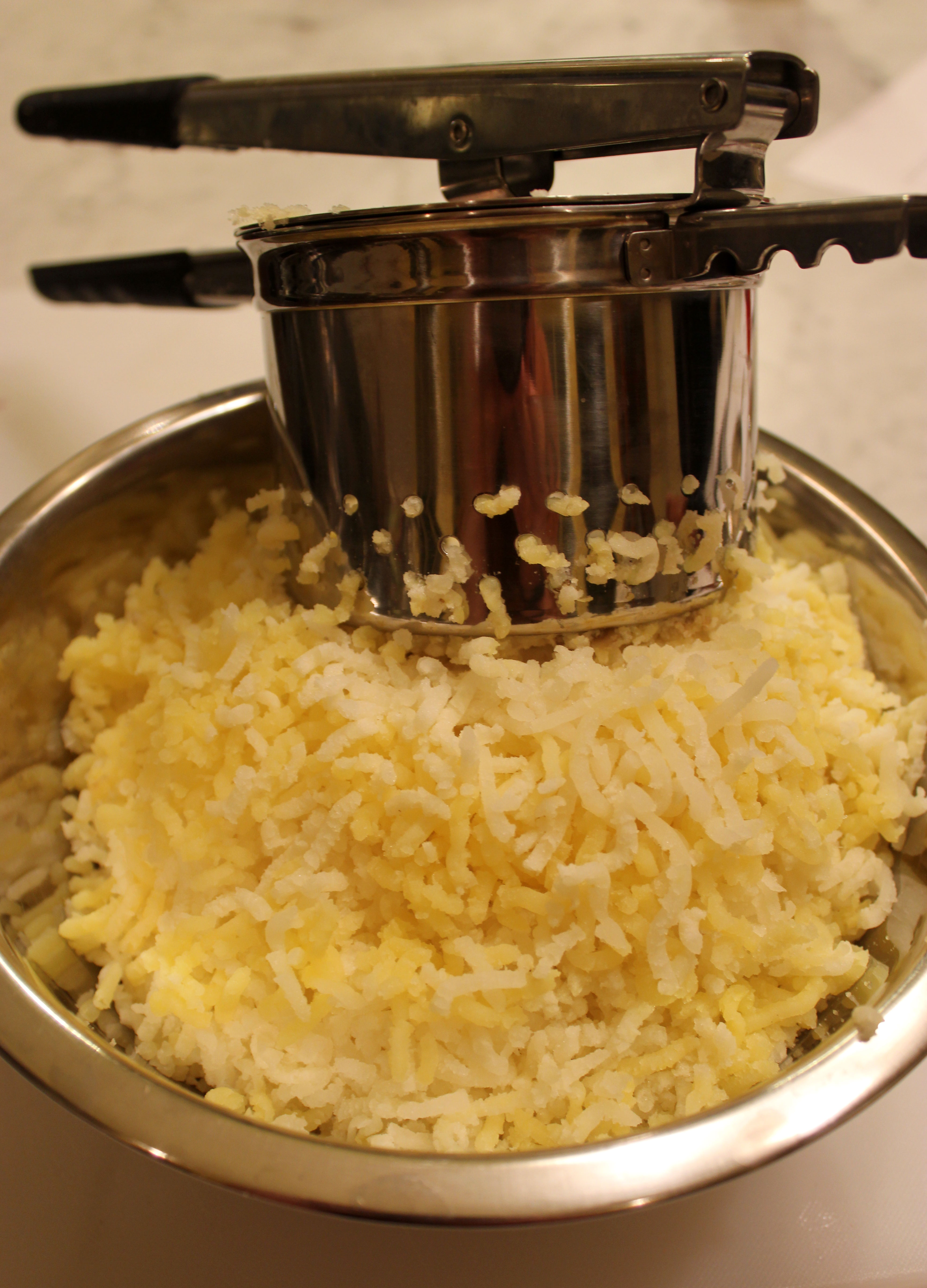 Thanksgiving Emergency Help: Perfect, Perfect Mashed Potatoes