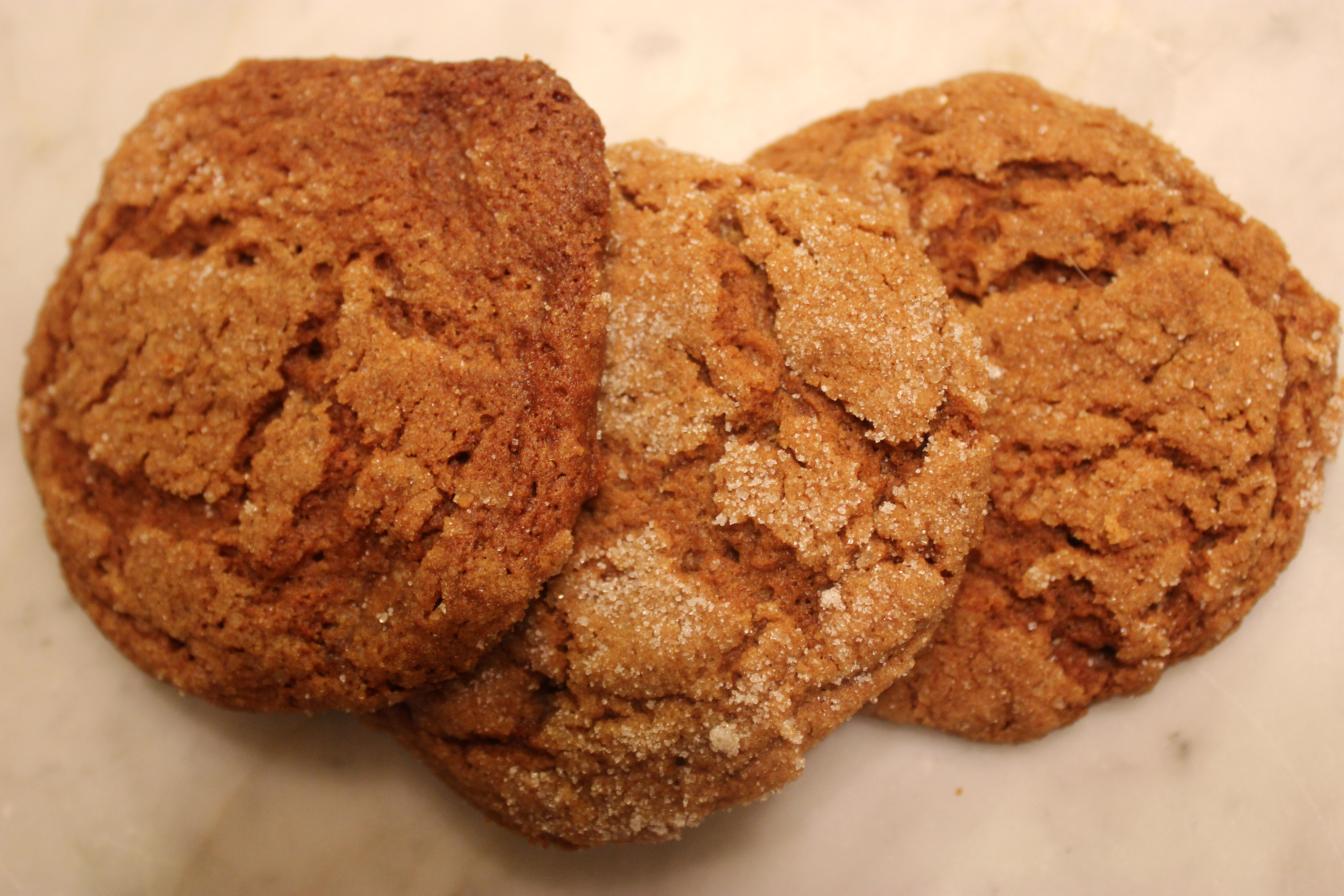 Perfect Molasses Spice Cookies