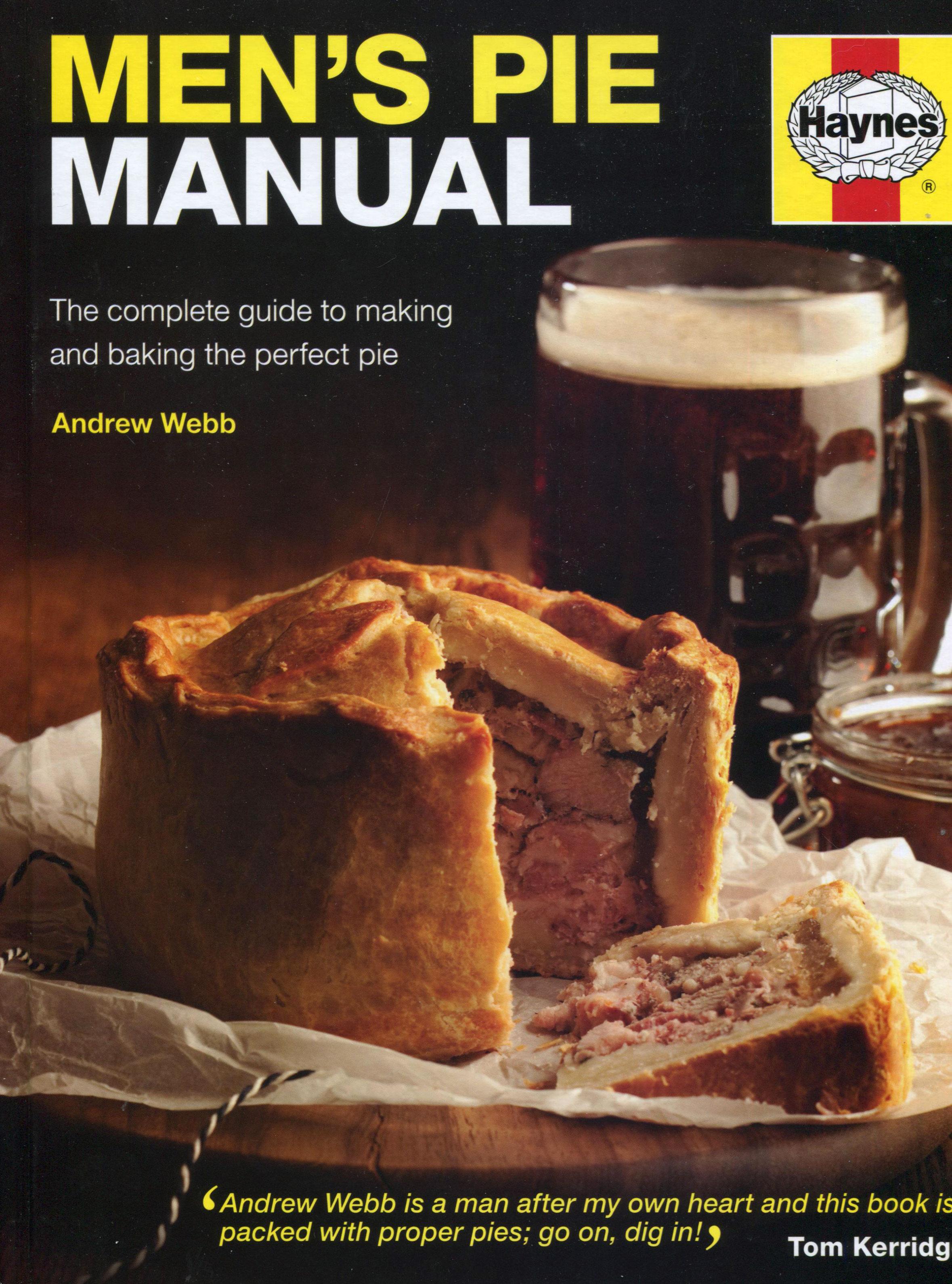 Best of Cookbook Review: Men's Pie Manual