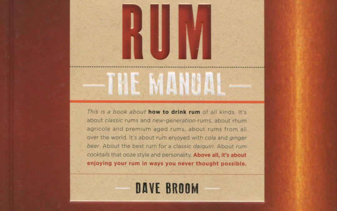 Cookbook Review: Rum The Manual