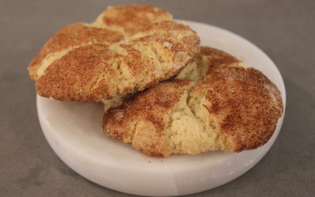 Brown Butter Snickerdoodles from Sprinkles