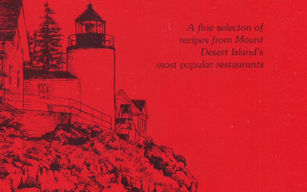 TBT Cookbook Review: The Mount Desert Island Cookbook