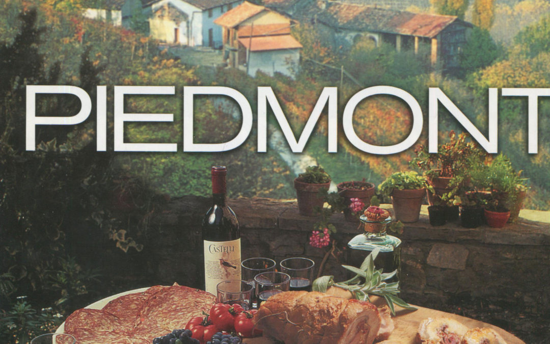 TBT Cookbook Review: Piedmont in the Flavors of Italy Series from Time Life