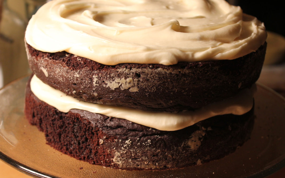 Best Ever Chocolate Cake from 20 Recipes Kids Should Know