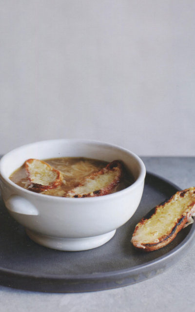 TBT Recipe: Normandy Onion Soup with Cider