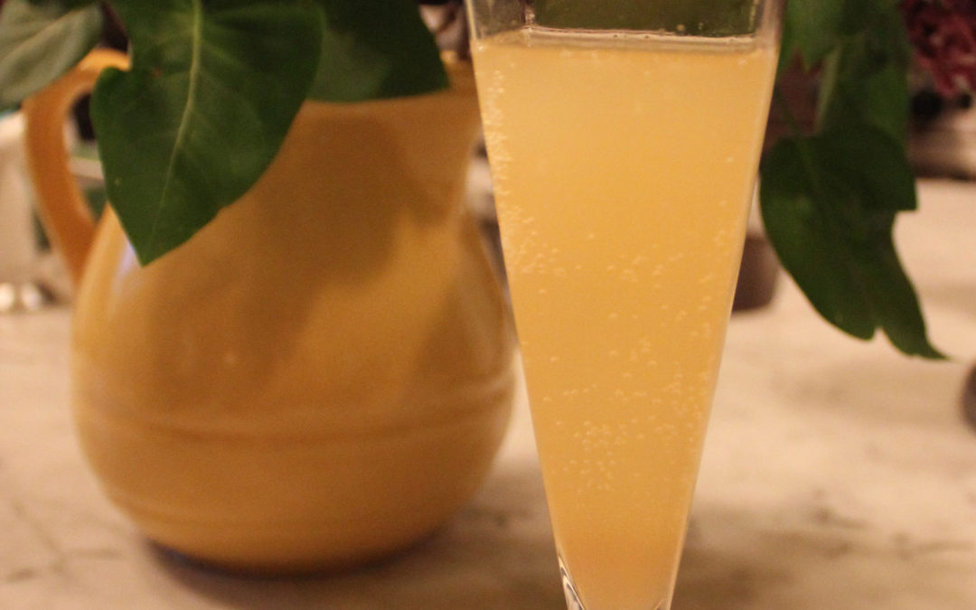 Grown-Up Lemonade from Prosecco Made Me Do It