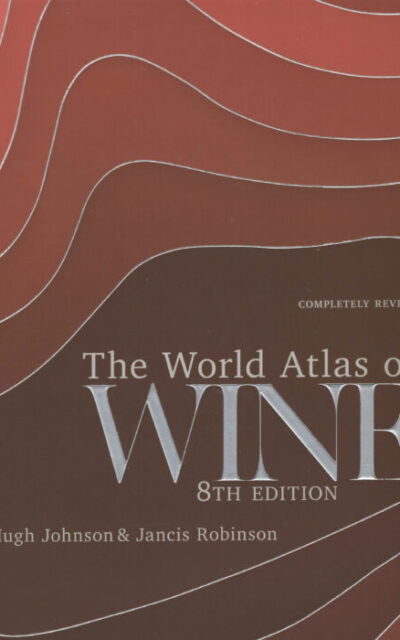 Cookbook Review: The World Atlas of Wine, 8th Edition