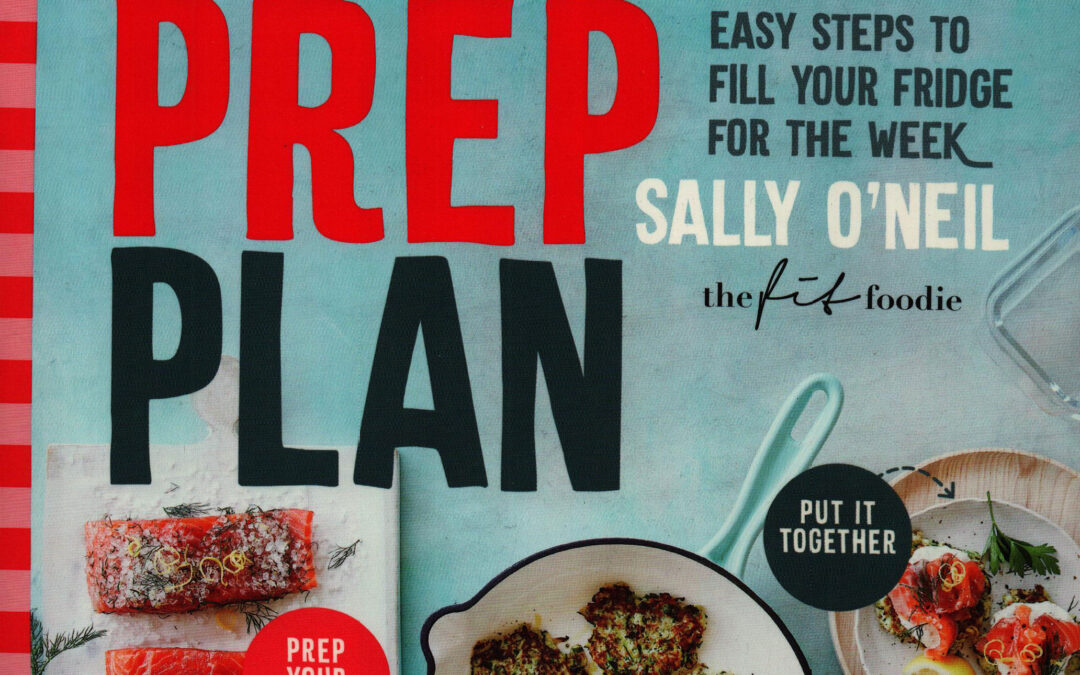 Cookbook Review: Meal Prep Plan