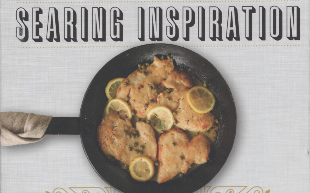 Cookbook Review: Searing Inspiration