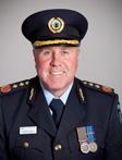 Western Australian FES Commissioner, Darren Klemm