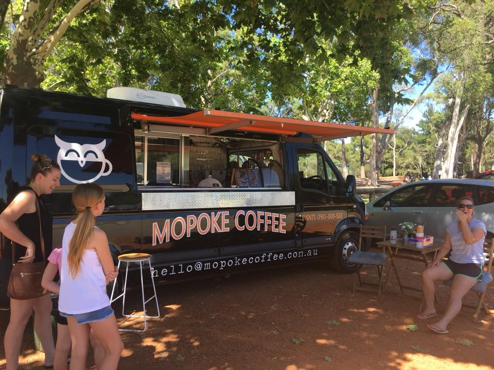 Mopoke Coffee in Mundaring