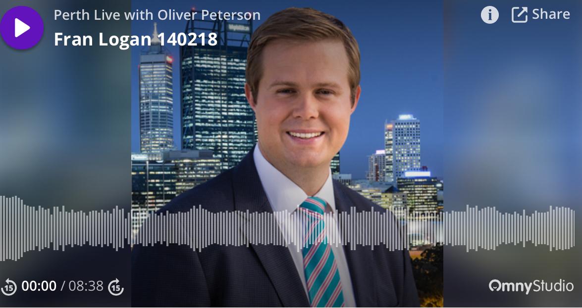 6PR Oliver Peterson