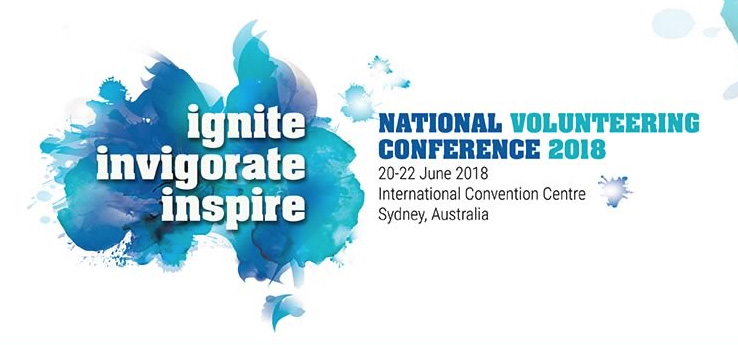 National Volunteering Conference 2018