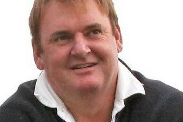 PHOTO: Farmer Kym Curnow died in the 2015 Esperance bushfires. (Supplied: Facebook)