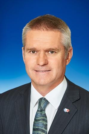 Member for Geraldton Ian Blayney MLA 2017-