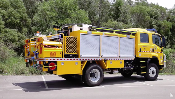 RFBAQ: Rural Fire Prototype Launched at LGAQ Annual Conference