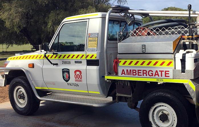 New Ambergate Volunteer Bush Fire Brigade July 2019