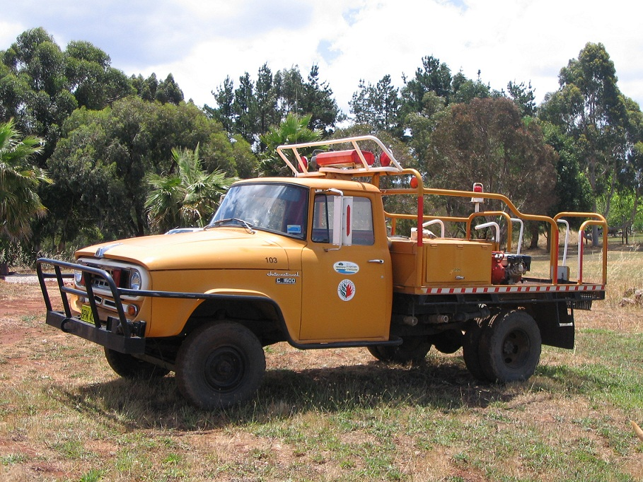 Historical Group: Help us compile a list of old Fire Trucks