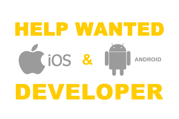 Help Wanted: iOS and/or Android developers – please share