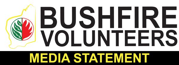 Bushfire Volunteers responds to Gov't compensation for Volunteers announcement