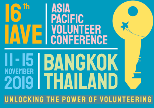 Association invited to speak at international Volunteer Conference