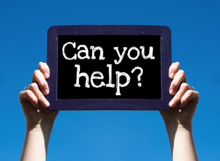 Can you help? Lend us a staff member for 3-6 months?