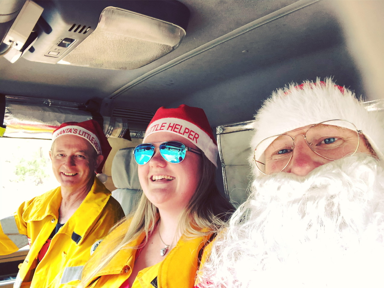 Lake Clifton Volunteer Bush Fire Brigade Christmas 2019