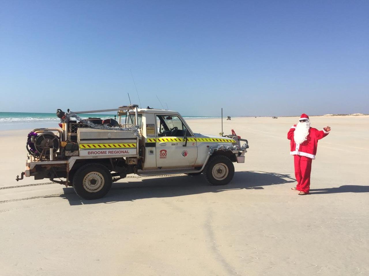 Broome Volunteer Bush Fire Brigade Christmas 2019