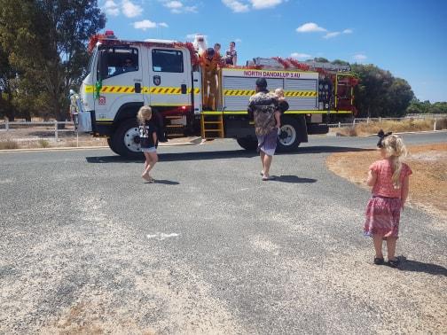 North Dandalup Volunteer Bush Fire Brigade Christmas 2019