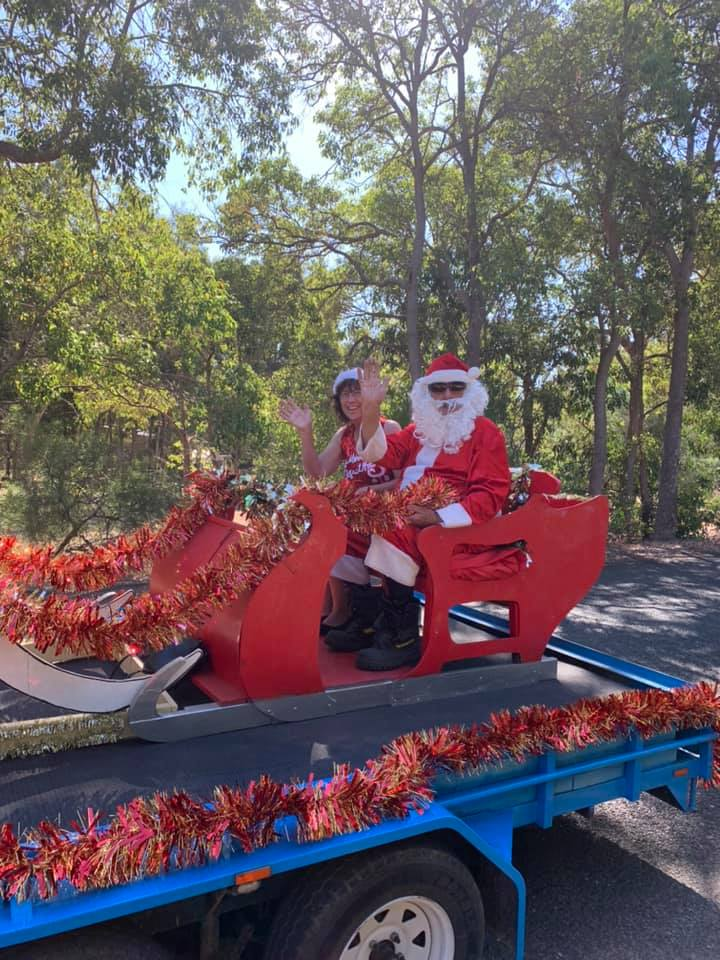 Serpentine Volunteer Bush Fire Brigade Christmas 2019